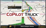 CoPilot Truck GPS for Laptop computers and state mileage