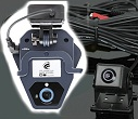 2 camera trucker and fleet black box video safety and security recorder