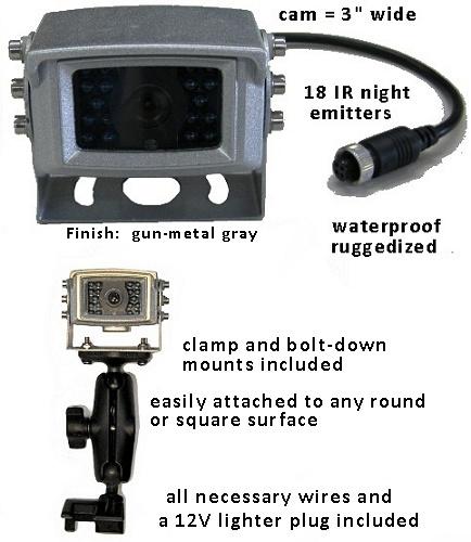 Gps Backup Camera For Truck And Rv Rand Mcnally Gps