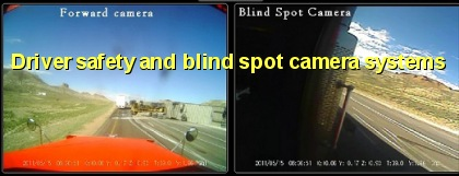 truck camera systems and drive recorder safety vehicle cameras