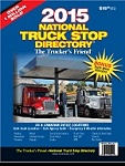 2015 Trucker Friend truck stop book