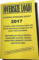 The oversized load hauler reference regulations book 2017
