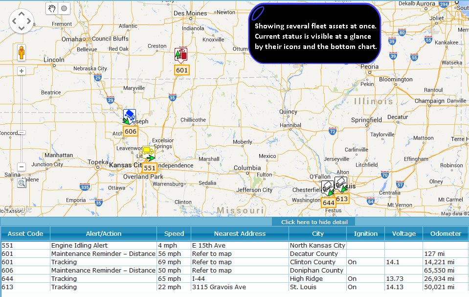 gps tracker for truck drivers