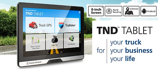 Rand Mcnally Gps >> Rand Mcnally Tnd Truckers Tablet 70 And 80 Specs Sale And Review