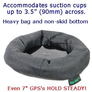 Rand Mcnally Gps >> GPS receiver antenna for Rand McNally. GPS bean bag and No ...