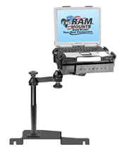 Ram laptop truck desk