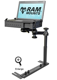 Ram universal car and truck laptop mount VB 196