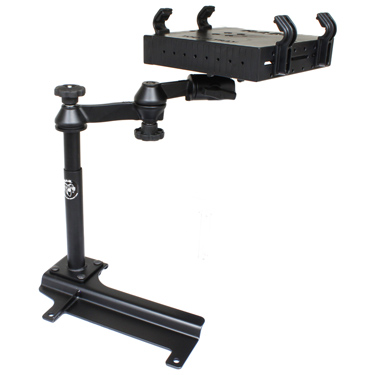 ram vb159 laptop stand for chevy silverado sierra gmc hummer. Cars Review. Best American Auto & Cars Review