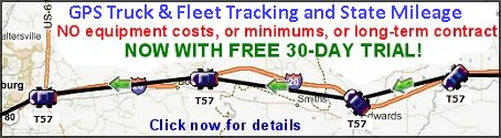 Cheap GPS fleet and truck tracking system