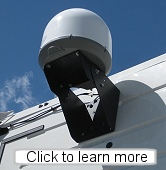 satellite TV for truck and RV